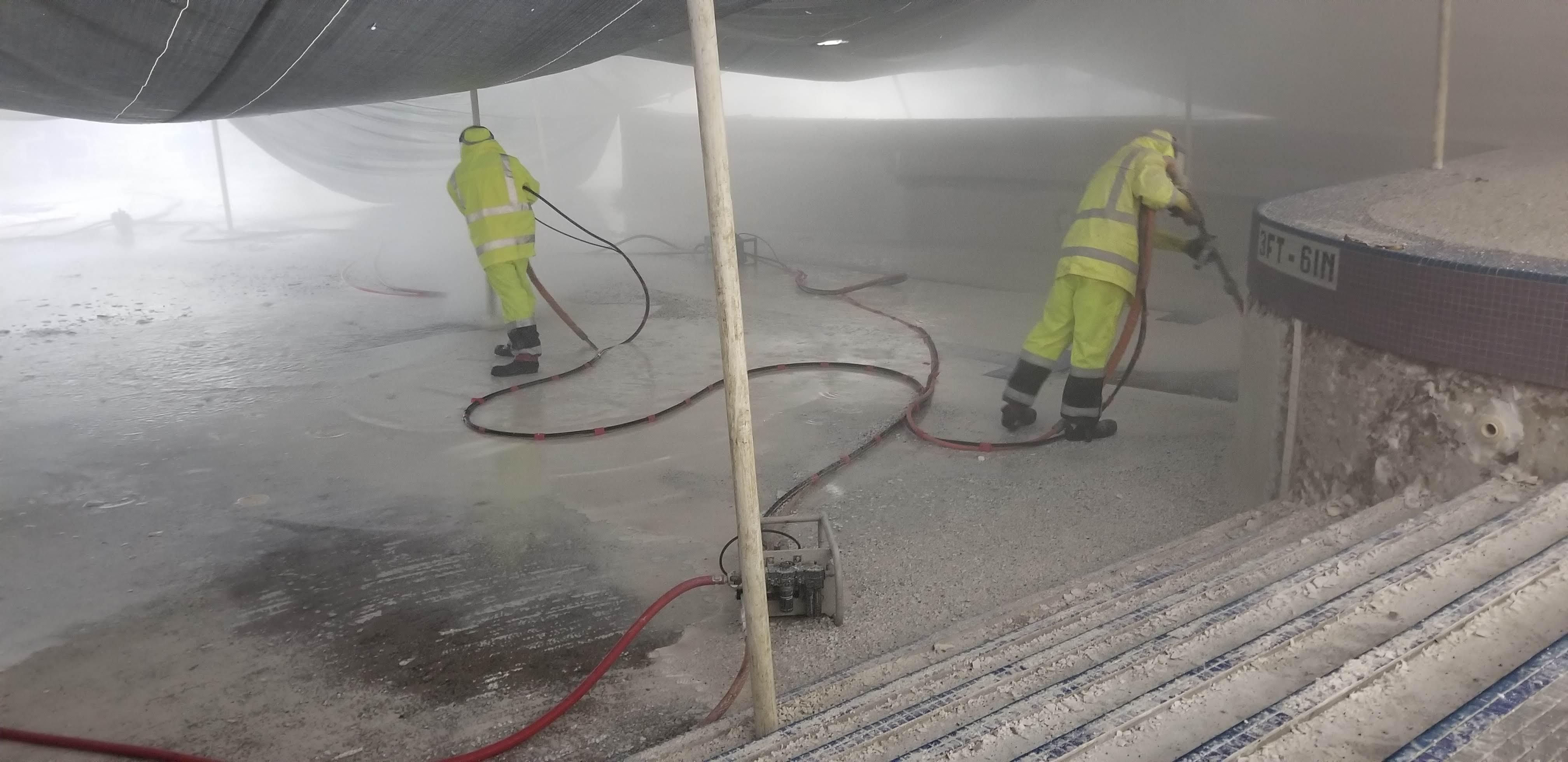 10 Year Guarantee G Amp B Tile And Plaster Pool Renovation